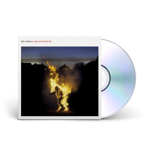 John Wesley - a way you'll never be Limited Edition CD