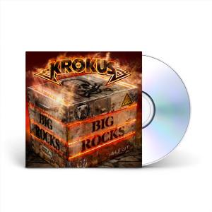 Krokus - BIG ROCKS CD