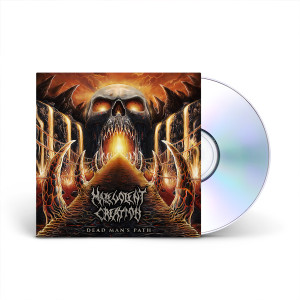 Malevolent Creation - Dead Man's Path CD