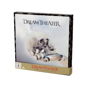 Dream Theater - Distance Over Time Collector's CD Box Set