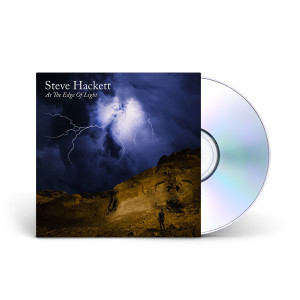 Steve Hackett - At The Edge of Light CD