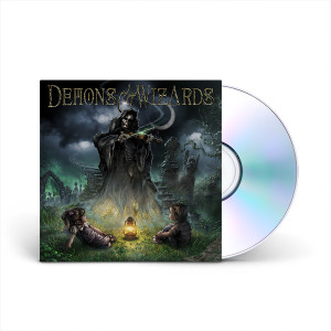 Demons and Wizards - Demons & Wizards (Remasters 2019) 6-Panel Digipak With Booklet