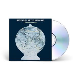 Banco Del Mutuo Soccorso- Transiberiana CD