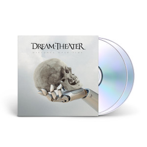 Dream Theater - Distance Over Time CD + Blu-Ray
