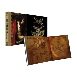 Mayhem - Daemon CD Mediabook with Slipcase