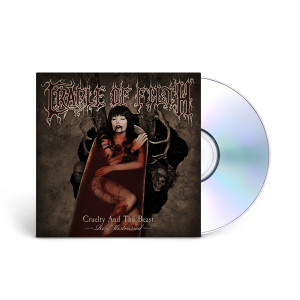 Cradle Of Filth - Cruelty and the Beast (Remixed and Remastered) CD