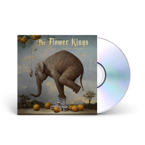 The Flower Kings - Waiting For Miracles CD