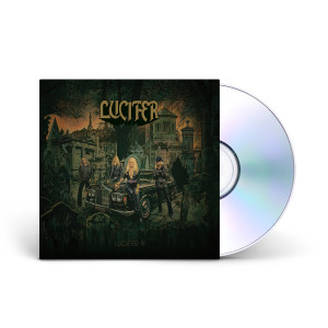 Lucifer: Lucifer III CD Jewelcase