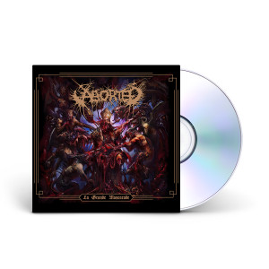 Aborted - La Grande Mascarade CD Jewelcase