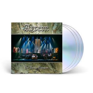Ayreon - The Theater Equation 2 CD + DVD Set