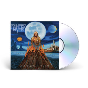 Painted Wives - Obsessed With The End CD Digipak