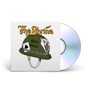 The Shrine - Rare Breed CD Digipak