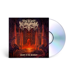 Necrophobic - Dawn of the Damned CD Jewelcase + Digital Download