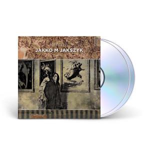 Jakko M Jakszyk  - Secrets & Lies Digipack CD + DVD + Digital Download