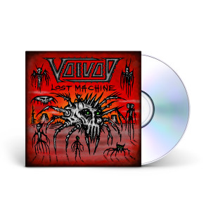 Voivod - Lost Machine - Live Jewelcase