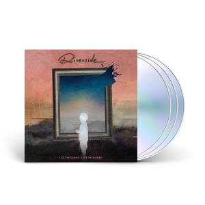 Riverside - Lost'n'Found - Live in Tilburg 2CD+DVD Digipak