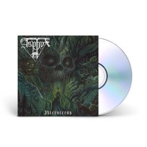 Asphyx - Necroceros Jewelcase