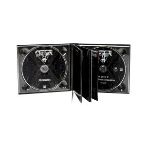 Asphyx - Necroceros Ltd. CD + DVD Mediabook