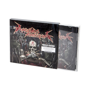 Angelus Apatrida - Angelus Apatrida CD Jewelcase