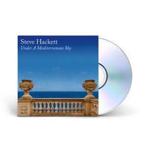 Steve Hackett - Under A Mediterranean Sky Digipack