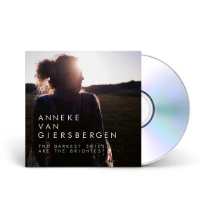 Anneke van Giersbergen - The Darkest Skies Are The Brightest CD Jewelcase