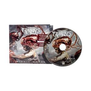 Cryptosis - Bionic Swarm CD Digipack + Digital Download