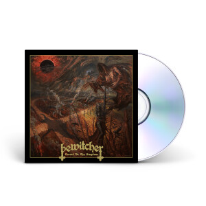 Bewitcher - Cursed Be Thy Kingdom CD Digipack + Digital Download