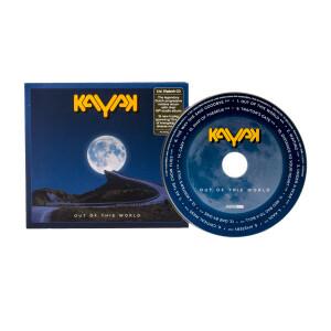 Kayak - Out Of This World Digipak + Digital Download