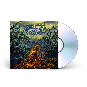 Skeletal Remains - Condemned To Misery (Re-Issue) Digipak