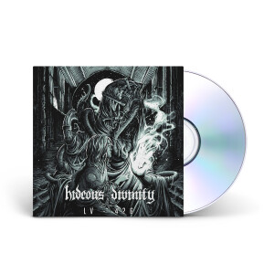 Hideous Divinity - LV-426 CD Extended Play Pocket Pack + Digital Download