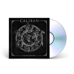 Caliban - Zeitgeister CD Digipak + Digital Download