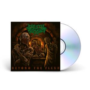 Skeletal Remains - Beyond The Flesh (Re-issue) CD Digipack
