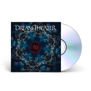 Dream Theater - Lost Not Forgotten Archives: Images and Words - Live in Japan, 2017 CD Digipak + Digital Download