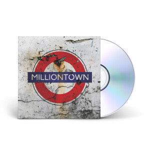 Frost* - Milliontown (Re-issue 2021) CD Digipack
