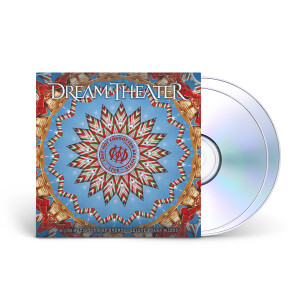 Dream Theater - Lost Not Forgotten Archives: A Dramatic Tour of Events - Select Board Mixes 2CD Digipack + Digital Download