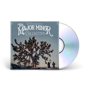 The Picturebooks - The Major Minor Collective CD Digipack