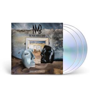 The Neal Morse Band - Innocence & Danger 2CD + DVD Digipak + Digital Download