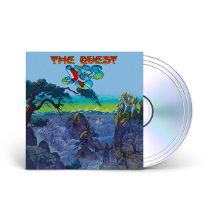 Yes - The Quest Ltd Deluxe 2CD + Blu Ray Artbook + Digital Download