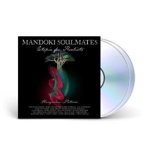 Mandoki Soulmates - Utopia For Realists: Hungarian Pictures Mediabook + Digital Download