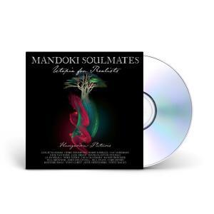 Mandoki Soulmates - Utopia For Realists: Hungarian Pictures Jewelcase CD + Digital Download