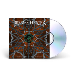 Dream Theater - Lost Not Forgotten Archives: Master of Puppets - Live in Barcelona, 2002 CD Digipack + Digital Download