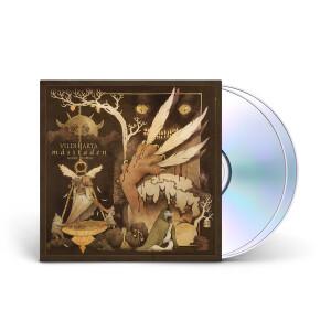 Vildhjarta - måsstaden under vatten Jewelcase 2CD + Digital Download