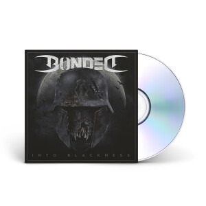 Bonded - Into Blackness Ltd. CD Jewelcase + Digital Download
