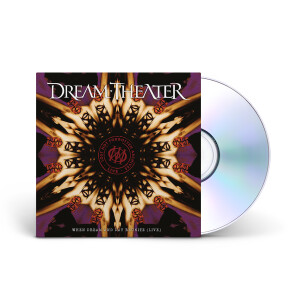 Dream Theater - Lost Not Forgotten Archives: When Dream And Day Reunite (Live) Digipack + Digital Download