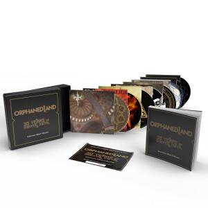 Orphaned Land - 30 Years Of Oriental Metal Box Set - 8 CDS