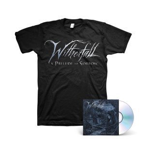 Witherfall - A Prelude to Sorrow CD + Tee
