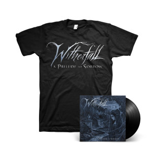 Witherfall - A Prelude to Sorrow Vinyl LP + Tee