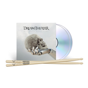 Dream Theater - Distance Over Time CD + Blu-Ray + Drum Sticks