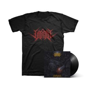 Vitriol - To Bathe From The Throat Of Cowardice Vinyl LP + T-Shirt