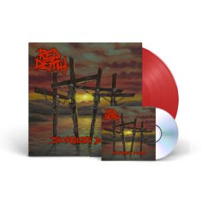 Red Death - Sickness Divine LP + CD